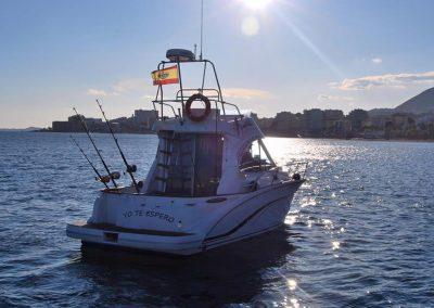 Servicio Paseos en barco