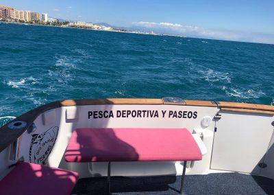 Barco Yo Te Espero Paseos y Pesca deportiva en Benalmádena (2)