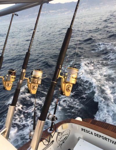 Charter de Pesca en Benalmádena Málaga (3)