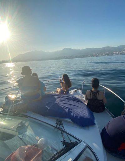 Foto Paseos en Barco - Boat trip en benalmádena - Yo te espero (11)