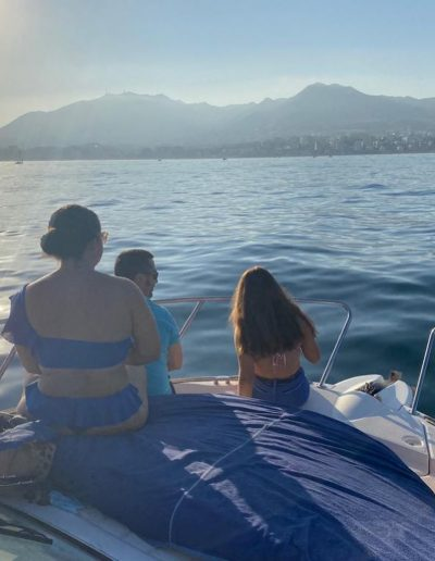 Foto Paseos en Barco - Boat trip en benalmádena - Yo te espero (12)